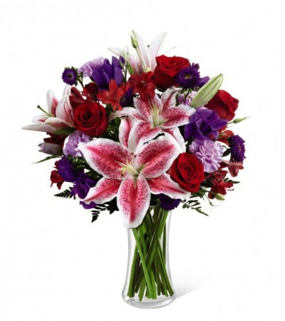 Stunning Beauty  Bouquet - Deluxe